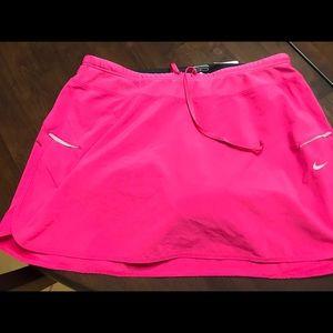 Nike Dry Fit Running Skort. Medium